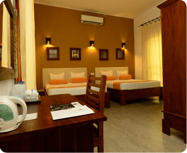 udawalawe safari hotels rooms sri lanka - Family Room Service in Udawalwe Hotel