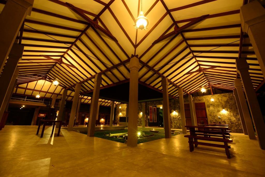 udawalawe hotels - Nil Diya Mankada Safari Resort Udawalawe Night View - Night Views