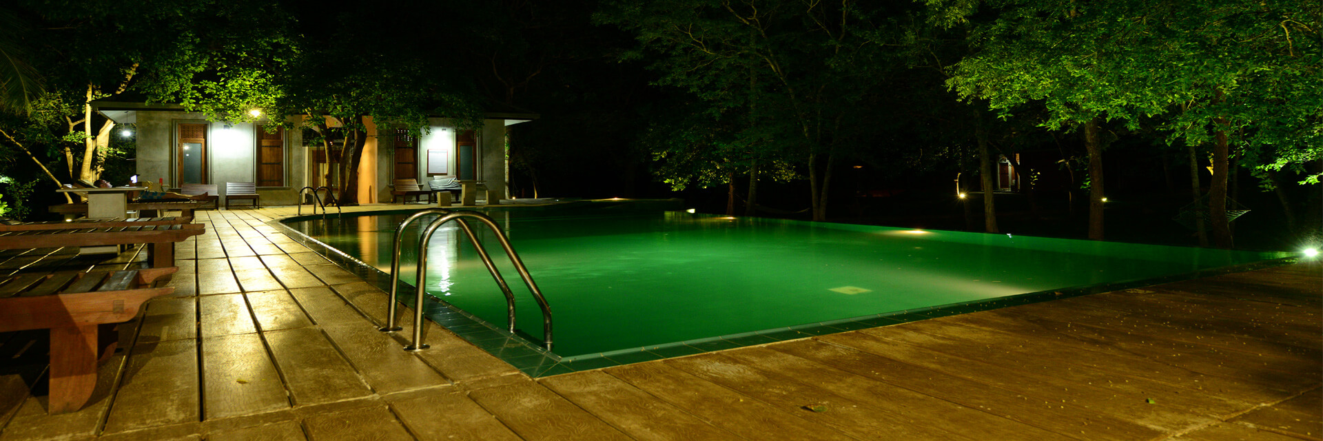 udawalawe hotels sri lanka - Passage Nili Diya Mankada Hotel Udawalawe